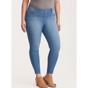 Torrid Premium Skinny Stretch Jeans